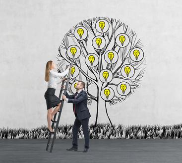 Ideeën oogsten