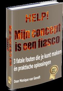 Gratis Help! Mijn Horecaconcept is een fiasco. 3 fatale fouten die je kunt maken en praktische oplossingen
